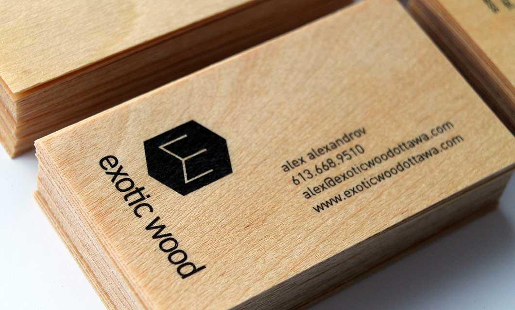 名片的材質如何影響名片的設計特點-捷可印