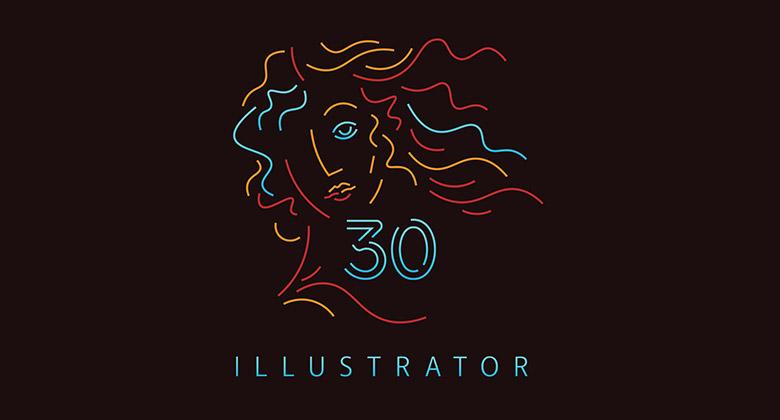 Illustrator 30歲啦,快來看看過去這30年的變化吧-捷可印