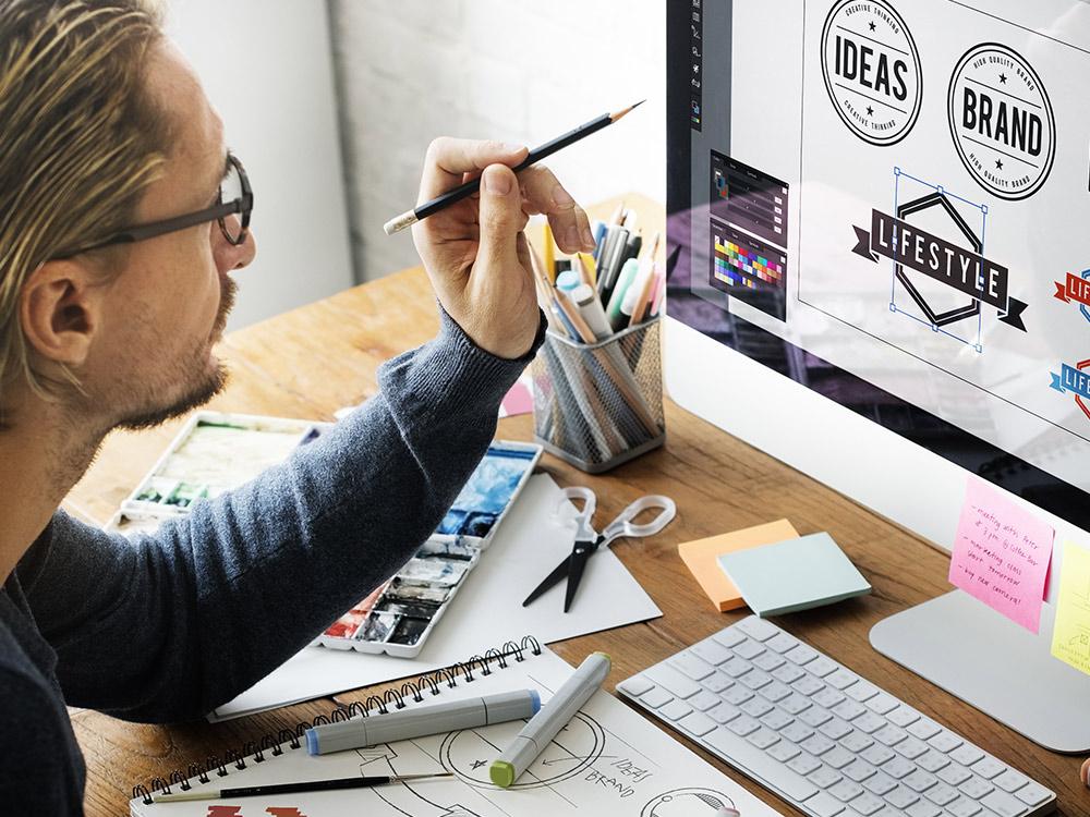 國外設計師名片設計案例-捷可印