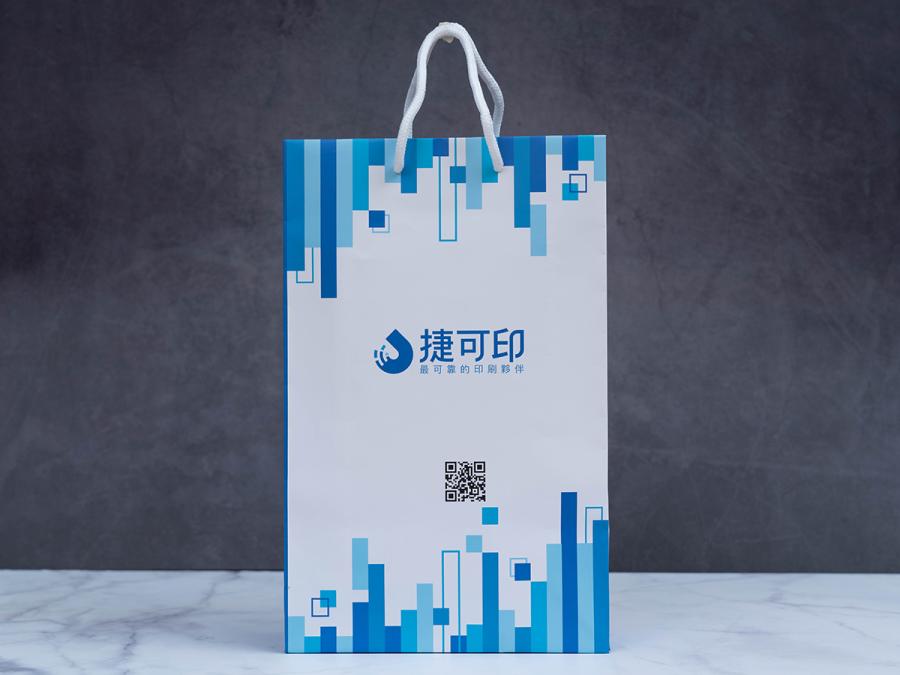 彩色提袋製作,便宜優質的彩色提袋印刷服務-捷可印