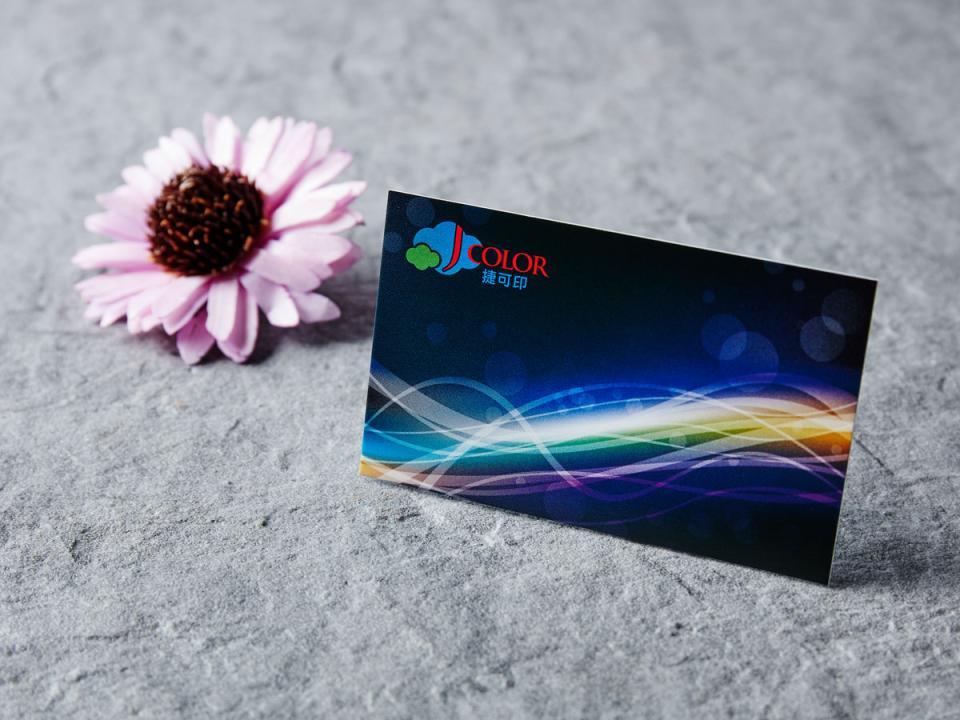 彩鑽卡名片製作,便宜優質的經典名片印刷服務-捷可印