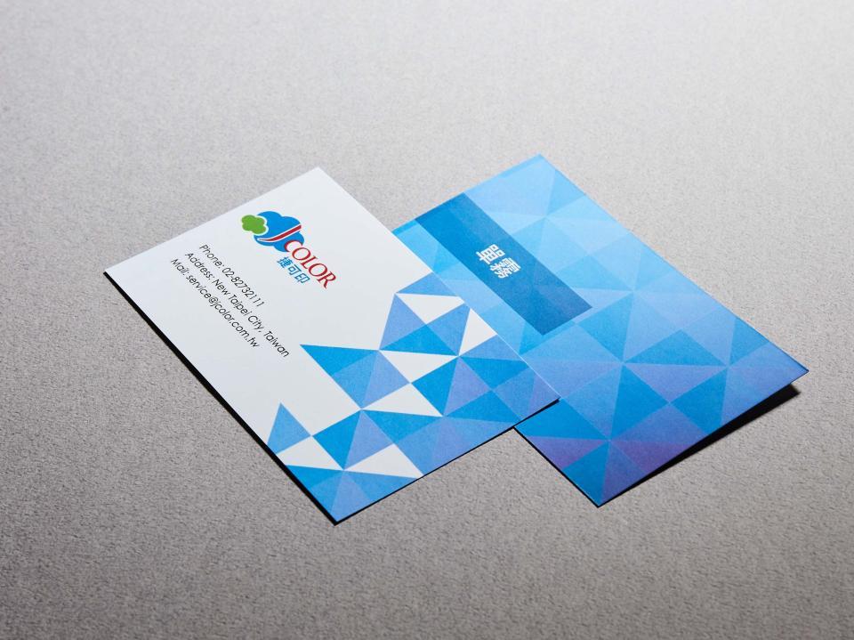 單霧名片製作,便宜優質的經典名片印刷服務-捷可印