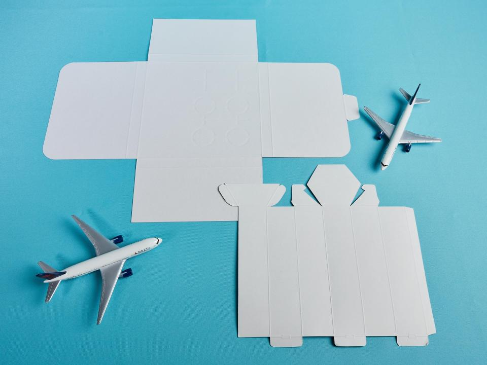 印割樣盒 | 捷可印