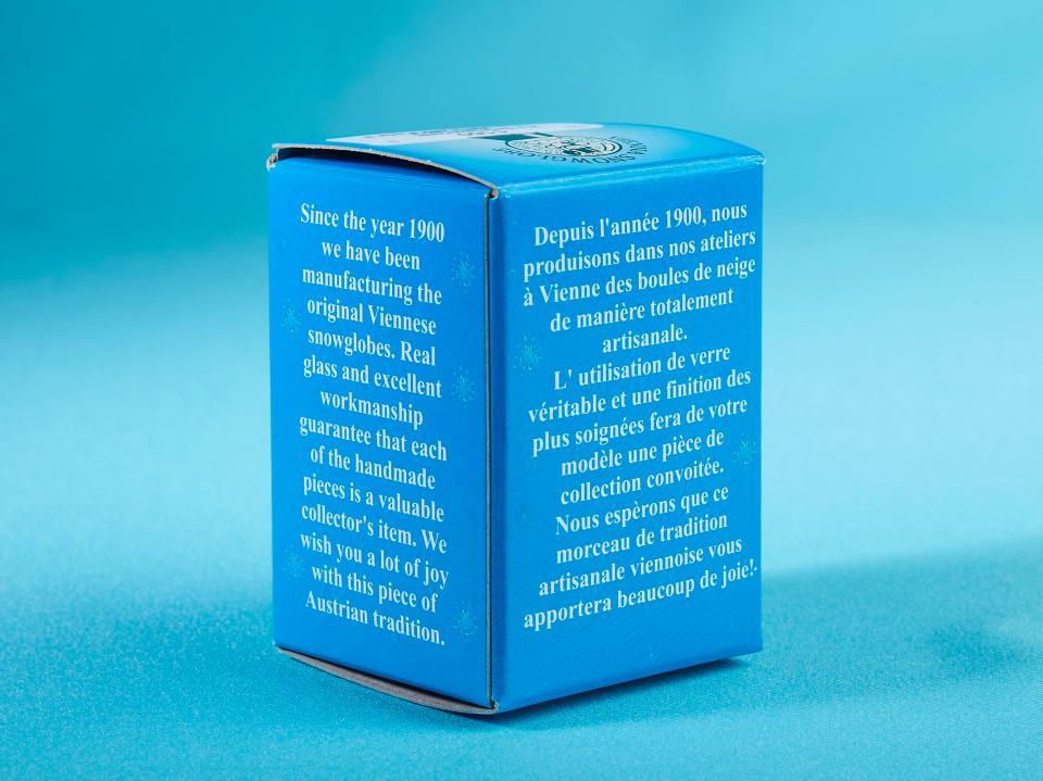 特級白卡彩盒