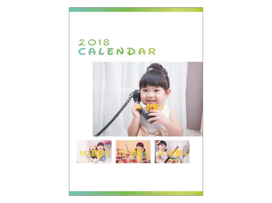 數位少量直式桌曆製作,便宜優質的桌曆,月曆印刷服務-捷可印