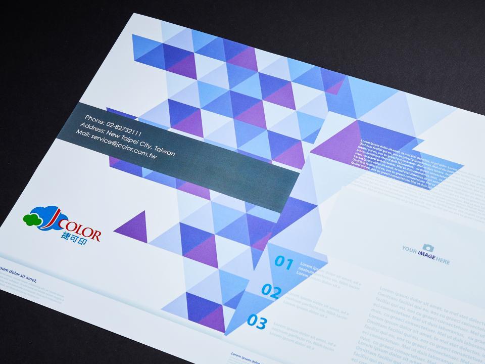 16K DM製作,便宜優質的DM印刷服務-捷可印