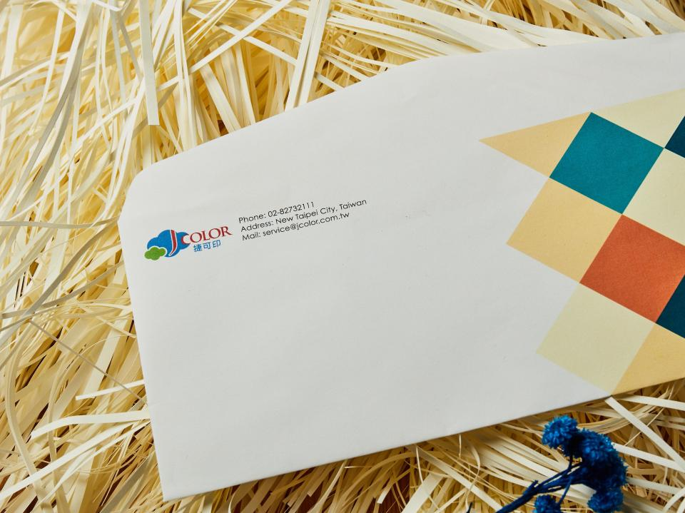 印美式12K信封 | 捷可印