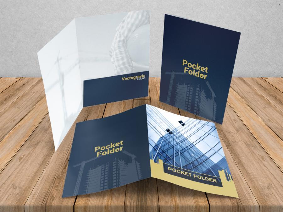 A4免黏邊紙資料夾製作,便宜優質的紙資料夾印刷服務-捷可印
