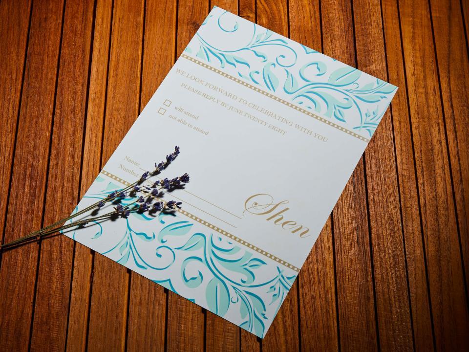 邀請卡製作,便宜優質的邀請卡印刷服務-捷可印