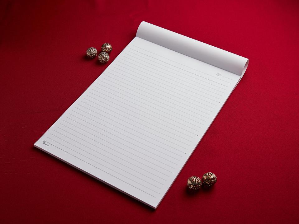 A4萊妮信紙製作,便宜優質的信紙印刷服務-捷可印