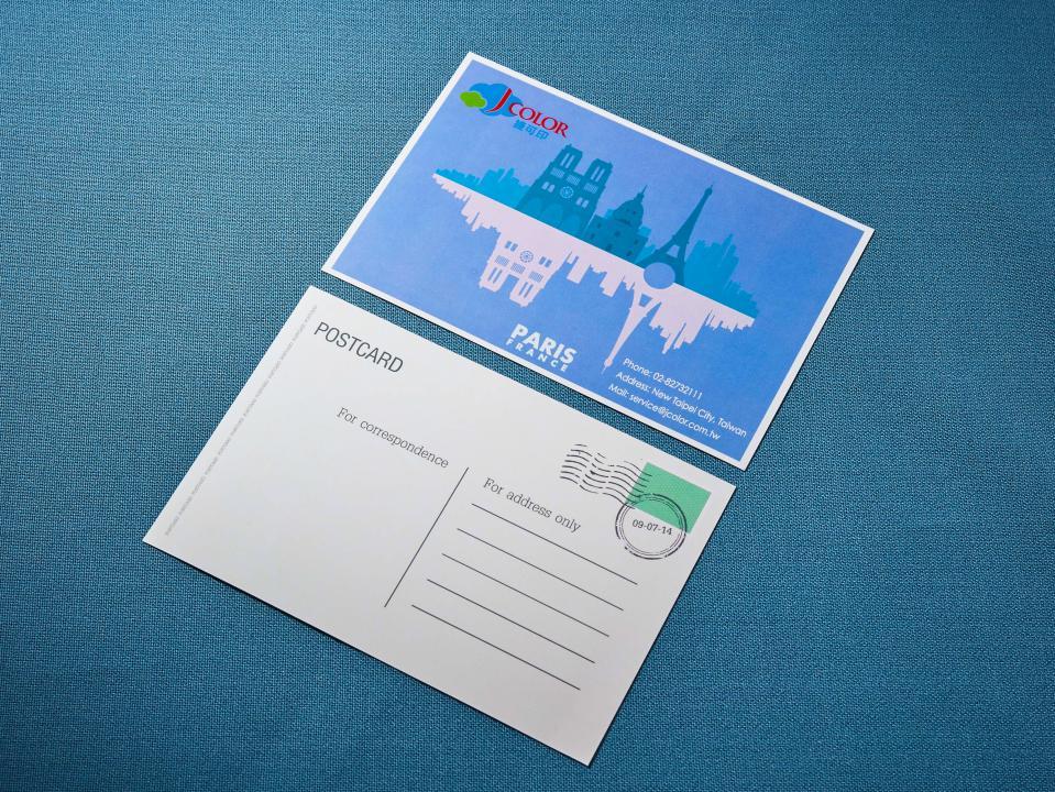 酷卡/明信片製作,便宜優質的酷卡印刷服務-捷可印