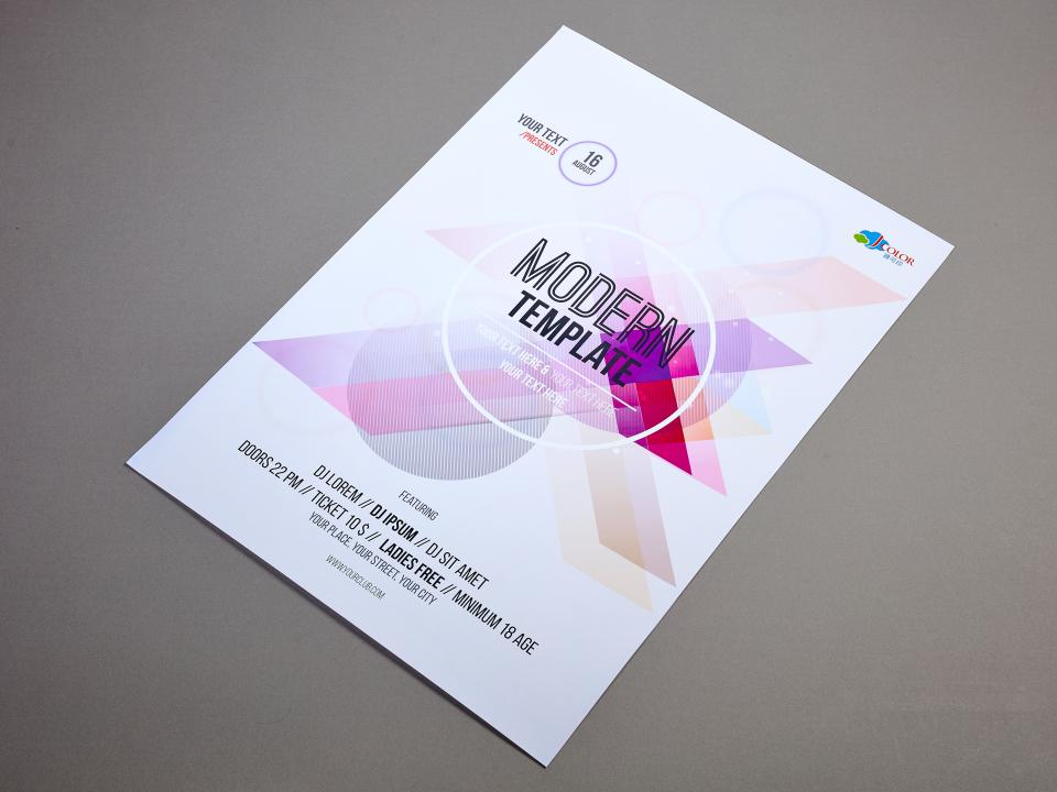 G2K 海報製作,便宜優質的海報印刷服務-捷可印