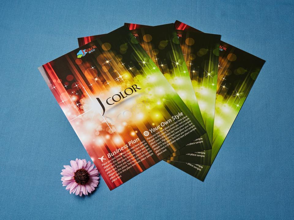 G2K 水性光海報製作,便宜優質的海報印刷服務-捷可印