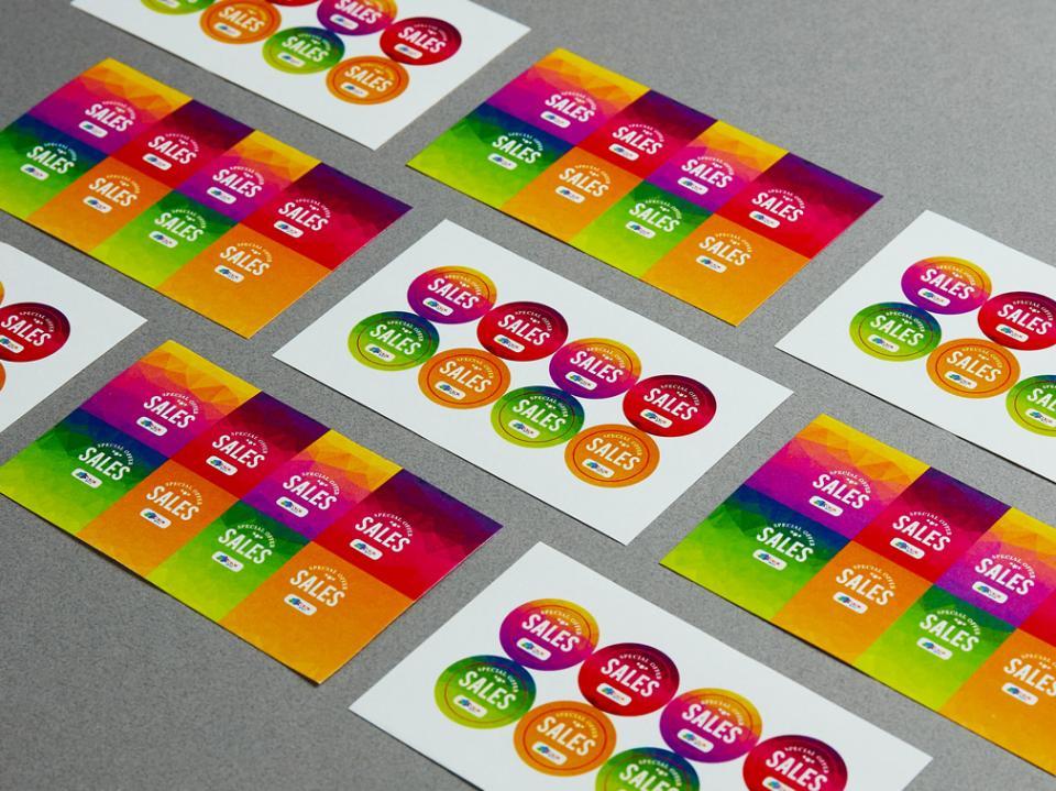 模造貼紙製作,便宜優質的貼紙印刷服務-捷可印