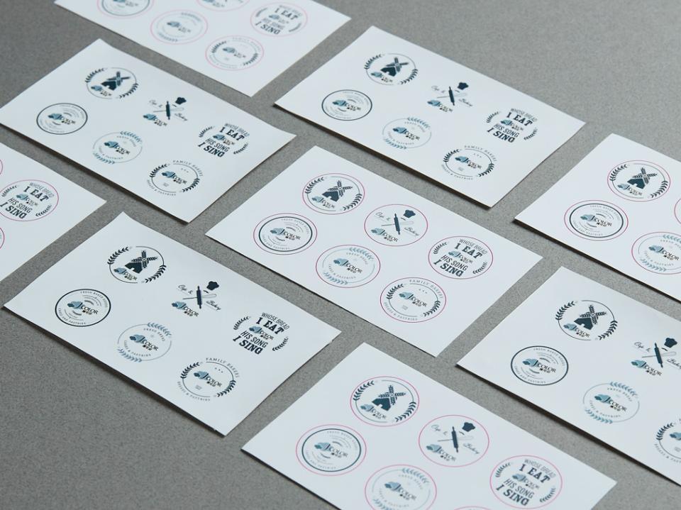 亮膜貼紙製作,便宜優質的貼紙印刷服務-捷可印
