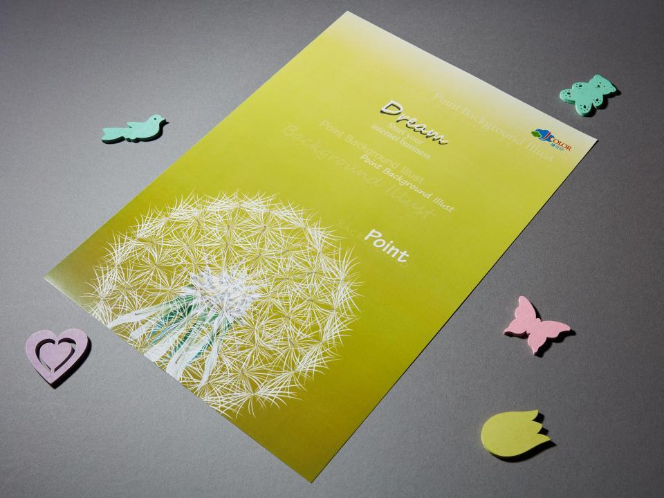 A3厚紙卡