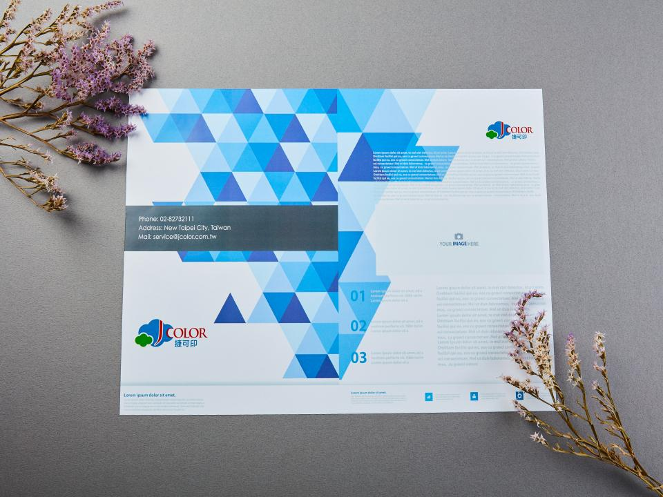 LetterDM製作,便宜優質的美規商品印刷服務-捷可印