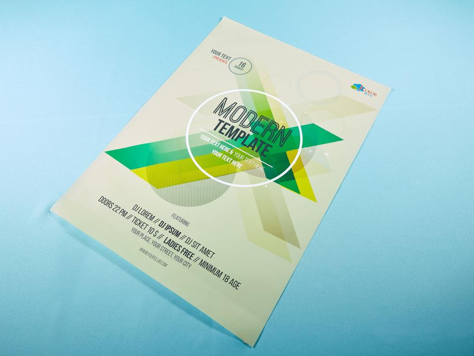 5K極光雷射彩紙製作,便宜優質的UV特殊海報印刷服務-捷可印