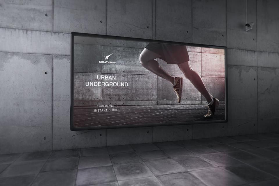 戶外燈箱廣告