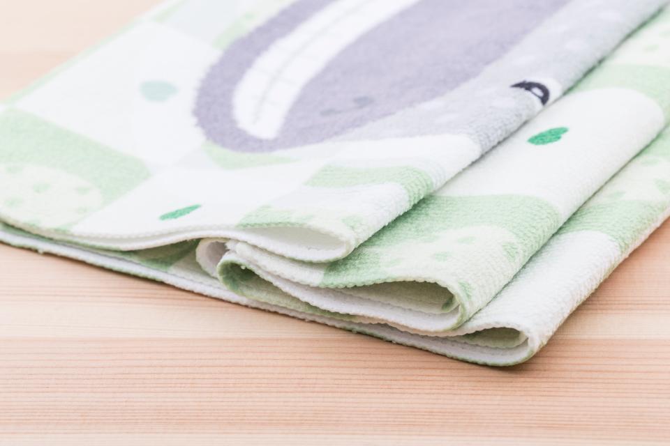 長型運動毛巾