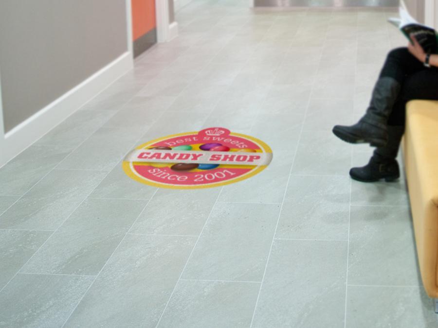 地板貼製作,便宜優質的戶外大圖輸出印刷服務-捷可印