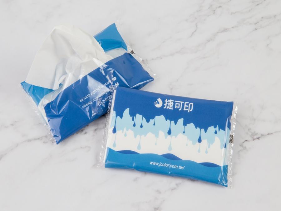塑料面紙包