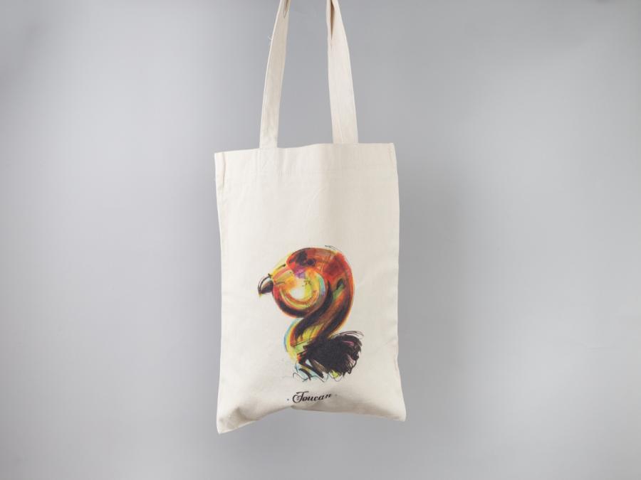 環保提袋直式
