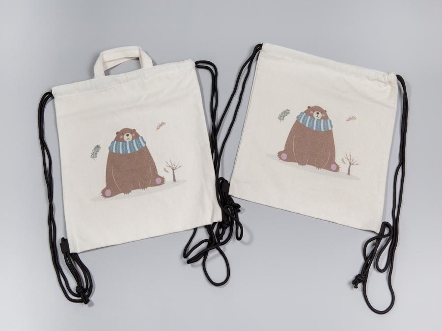 帆布後背袋製作,便宜優質的提袋印刷服務-捷可印