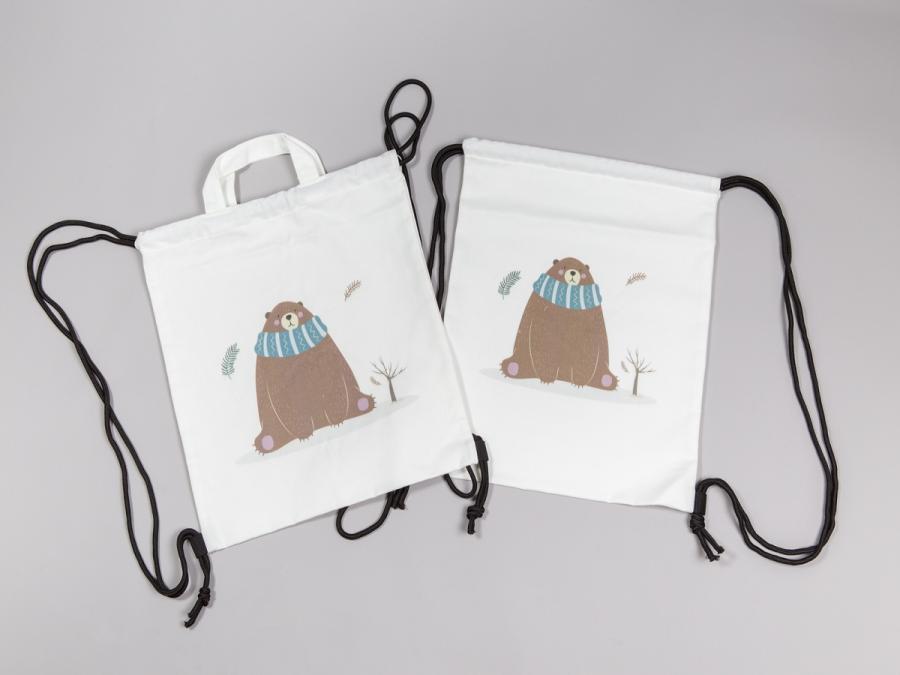 棉質後背袋製作,便宜優質的提袋印刷服務-捷可印