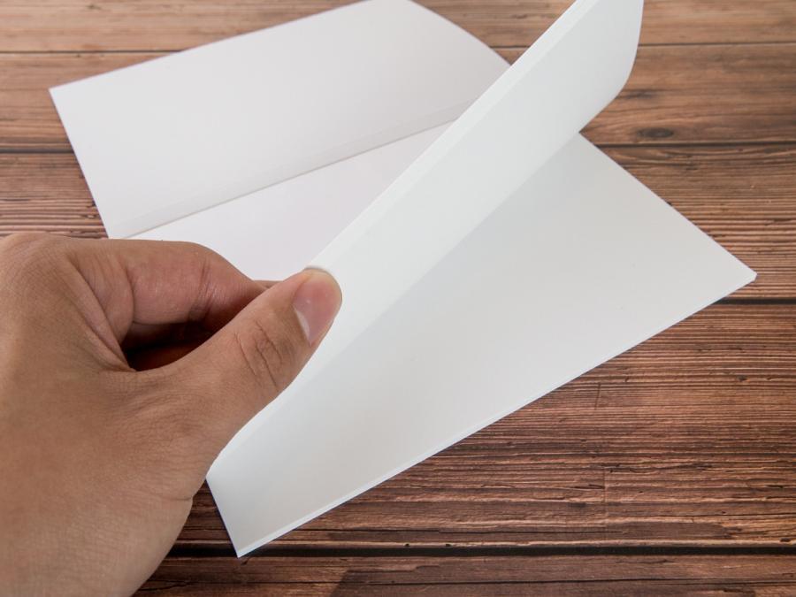 膠裝便條紙A5