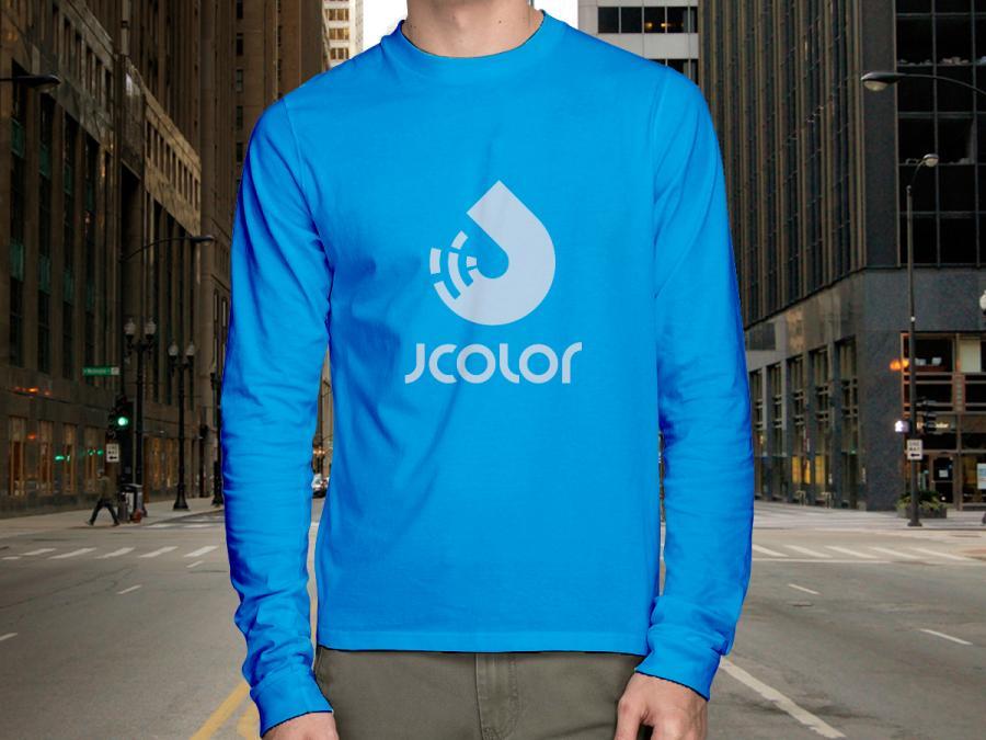 柔棉長袖T恤製作,便宜優質的衣服印刷服務-捷可印