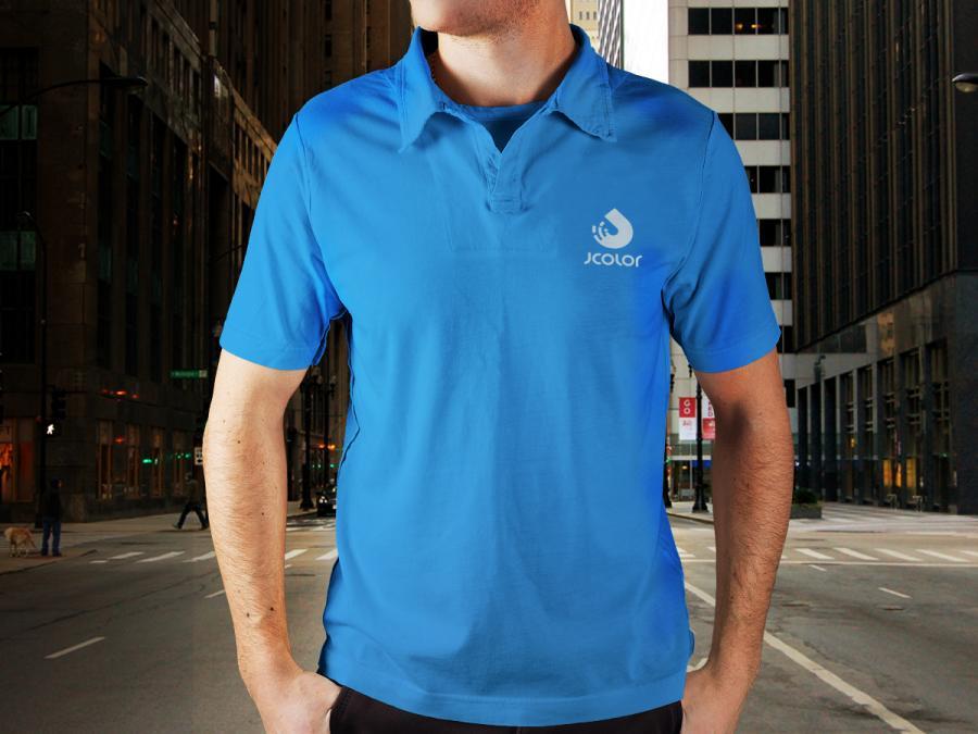 男排汗POLO衫製作,便宜優質的衣服印刷服務-捷可印