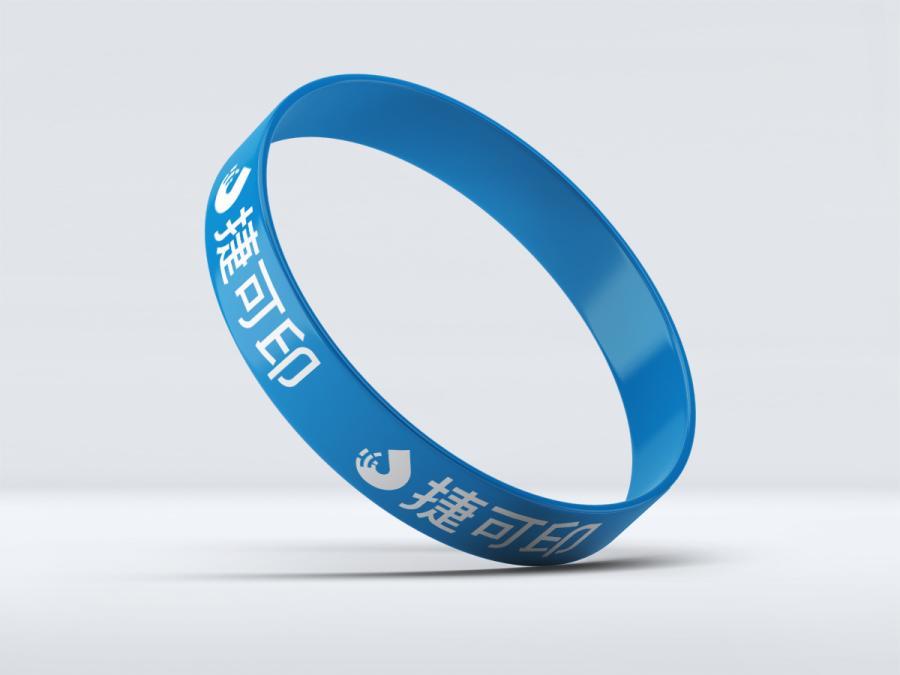 矽膠運動手環製作,便宜優質的手環印刷服務-捷可印