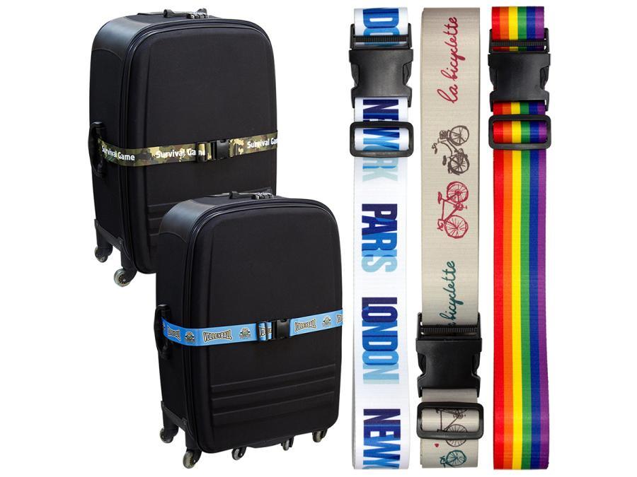 行李束帶製作,便宜優質的行李束帶印刷服務-捷可印