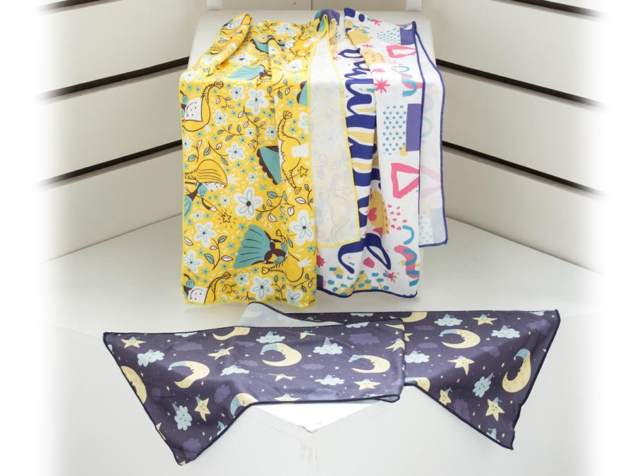 涼感毛巾製作,便宜優質的毛巾類商品印刷服務-捷可印