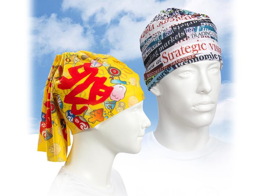 多功能無縫魔術頭巾製作,便宜優質的毛巾類商品印刷服務-捷可印