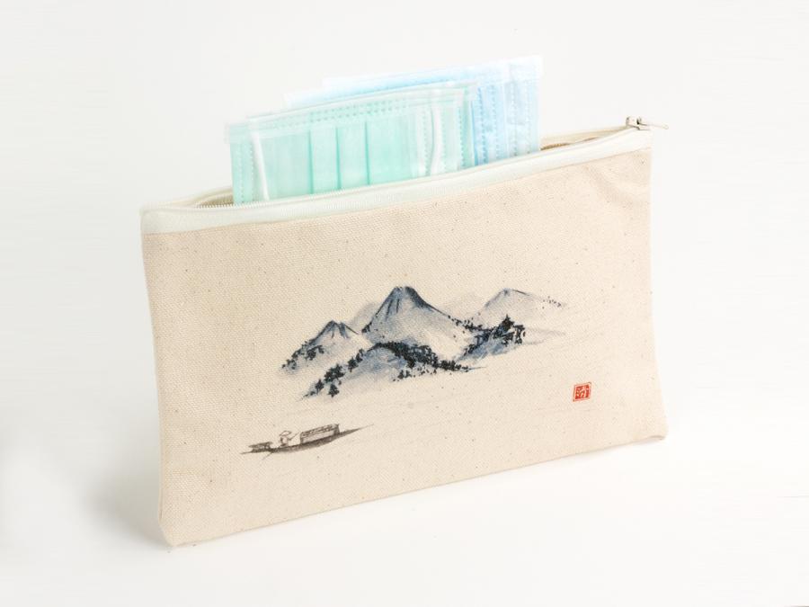 口罩收納袋製作,便宜優質的提袋印刷服務-捷可印