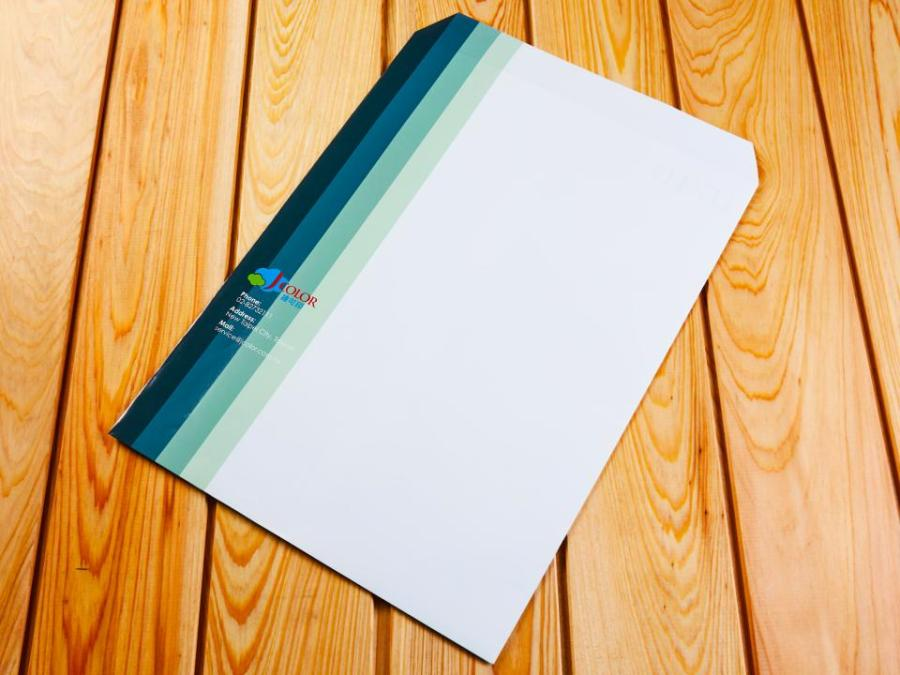 中式大4k公文袋製作,便宜優質的信封印刷服務-捷可印