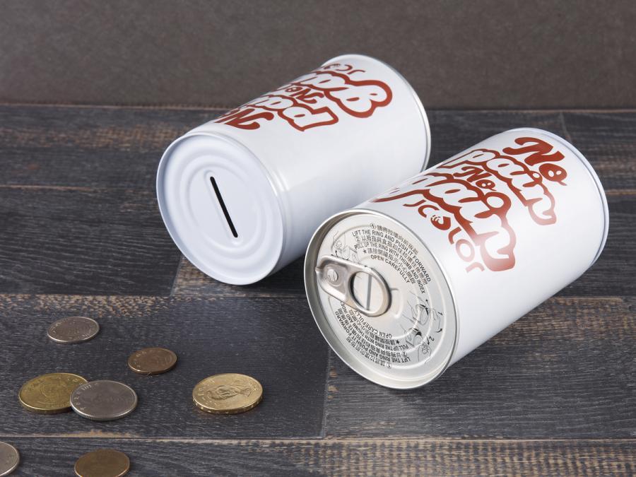 易拉罐存錢筒