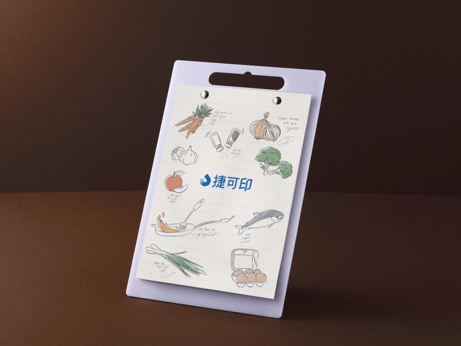 木板/壓克力板菜單製作,便宜優質的菜單/型錄印刷服務-捷可印