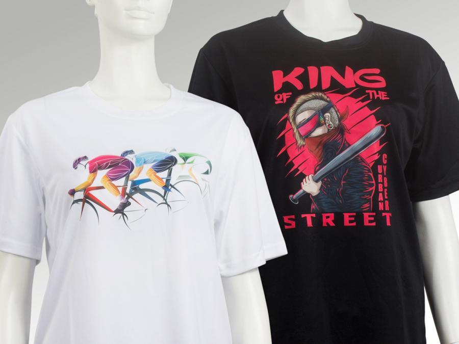 燙印T恤製作,便宜優質的衣服印刷服務-捷可印