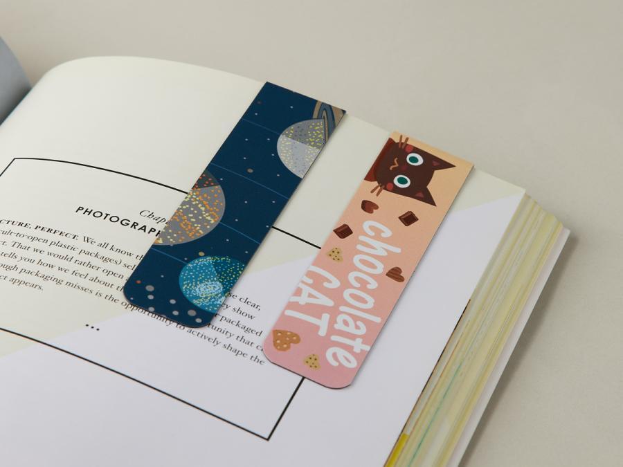 磁性書籤製作,便宜優質的磁鐵印刷服務-捷可印