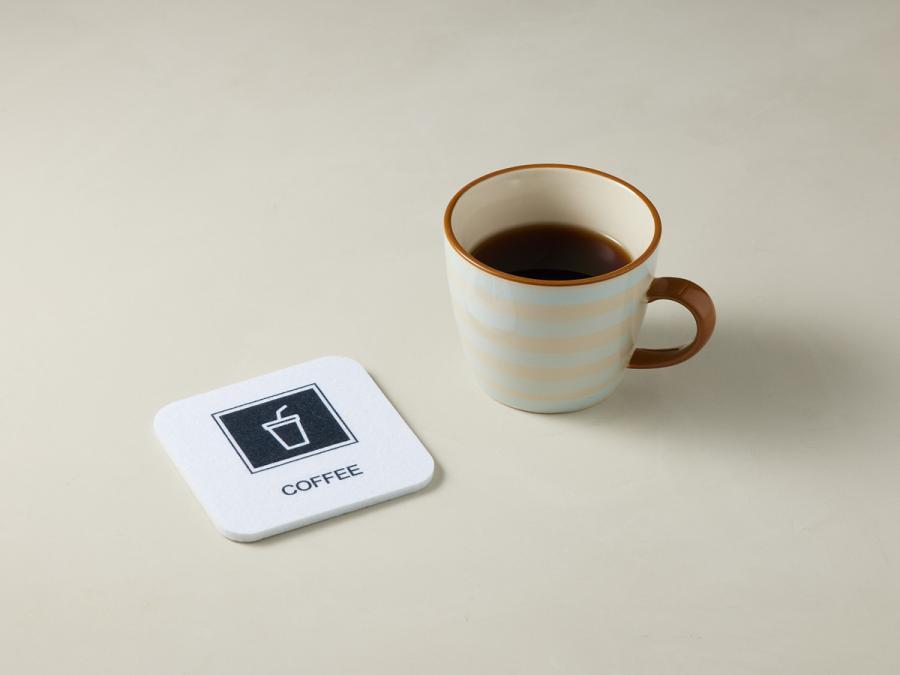 毛氈布杯墊製作,便宜優質的杯墊印刷服務-捷可印